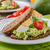 healthy bread with avocado spread stock photo © peteer