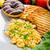 saine · déjeuner · panini · Toast · ciboulette - photo stock © Peteer