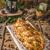 pão · nozes · passas · de · uva · branco · estúdio · comer - foto stock © peteer