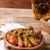 barbecue · pollo · alla · griglia · ala · ali · caldo · piccante - foto d'archivio © peteer