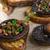 gevuld · kruiden · spek · knoflook · geroosterd · knoflookbrood - stockfoto © peteer