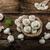 mushrooms raw fresh and bio stock photo © peteer