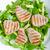steak · beurre · servi · brocoli · fèves · raifort - photo stock © peteer