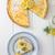 citroen · taart · rosmarijn · zoete · melk · vers - stockfoto © Peteer