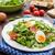 レタス · サラダ · マスタード · ドレッシング · 食品 · 表 - ストックフォト © peteer