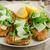 verde · insalata · formaggio · maionese · fresche - foto d'archivio © peteer