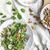 alface · salada · rabanete · simples · delicioso · comida - foto stock © Peteer