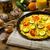 huevo · setas · tomates · placa · pan · desayuno - foto stock © peteer
