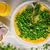 jaj · zielone · groszek · sałata · baranka · żywności - zdjęcia stock © Peteer