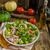 pasta · blu · tavolo · da · cucina · tavola · grano · cottura - foto d'archivio © peteer