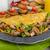 yumurta · kırmızı · biber · otlar · gıda · tablo · yeşil - stok fotoğraf © peteer