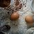 pó · leite · mesa · de · madeira · comida · vidro · terreno - foto stock © peteer