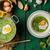 суп · молодые · горох · мало · чеснока - Сток-фото © peteer