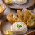 a · la · parrilla · camembert · mostaza · delicioso · francés · hierbas - foto stock © Peteer
