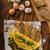 rústico · setas · cebollino · panini · salud - foto stock © Peteer