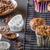 banana wholegrain muffins stock photo © peteer