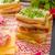 サンドイッチ · キャベツ · 牛肉 · 辛い · ドレッシング · 新鮮な - ストックフォト © peteer
