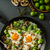 詰まった · キノコ · ぱりぱり · トースト · ホット · 唐辛子 - ストックフォト © peteer