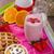 イチゴ · ヨーグルト · 新鮮な · イチゴ · ガラス - ストックフォト © peteer