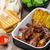 mustár · magok · tányér · izolált · fehér · étel - stock fotó © peteer