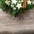 ornamento · corona · acuarela · flores · hojas · blanco - foto stock © peteer