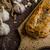 ハム · チーズ · ニンニク · 学校 · キッチン - ストックフォト © Peteer