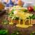 卵 · ニンニク · ほうれん草 · 焼いた · 緑 · 卵 - ストックフォト © peteer