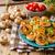 aperitivo · alimentos · pan · almuerzo · celebración - foto stock © peteer