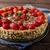 cheesecake · çikolata · fındık · dilim · gıda · plaka - stok fotoğraf © peteer