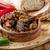 grillcsirke · szárnyak · chilli · gyógynövények · házi · készítésű · kenyér - stock fotó © Peteer
