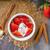 Grieks · yoghurt · honing · glas · voedsel · achtergrond - stockfoto © peteer