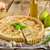 French quiche stuffed cheese and pears stock photo © Peteer