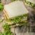 kahvaltı · yumurta · avokado · jambon · Paskalya · gıda - stok fotoğraf © peteer