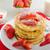 palacsinta · eprek · lekvár · tányér · asztal · konyha - stock fotó © peteer