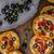 salsiccia · torta · isolato · bianco · alimentare · cena - foto d'archivio © peteer