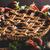 свежие · Ягоды · деревенский · деревянный · стол - Сток-фото © peteer