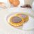домашний · шоколадом · оранжевый · фон · молоко · приготовления - Сток-фото © peteer
