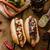 чили · вегетарианский · Hot · Dog · домой · соленья · говядины - Сток-фото © Peteer