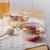 casero · yogurt · frescos · bayas · naturaleza - foto stock © peteer