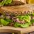 tonhal · szendvics · nyitva · szendvicsek · fehér · baba - stock fotó © peteer