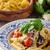 gomito · maccheroni · bake · zucchine · pasta · alimentare - foto d'archivio © peteer