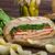ton · balığı · domates · peynir · ızgara · panini · sandviç - stok fotoğraf © peteer