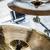 band · tamburi · giocare · mano · città · piedi - foto d'archivio © peteer