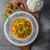 thai · vermelho · caril · de · frango · branco · arroz · leite - foto stock © peteer