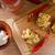 fraîches · fromages · jambon · sandwich · jus · d'orange - photo stock © peteer