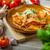 macarrão · caseiro · delicioso · quente · refeição · madeira - foto stock © Peteer