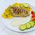 grill · Turkije · houten · tafel · restaurant - stockfoto © Peteer