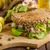atum · sanduíche · pão · alface · aipo - foto stock © peteer