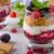 zoete · dessert · glas · jar · ontbijt - stockfoto © peteer