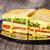 alla · griglia · vegetali · panini · formaggio · cena · insalata - foto d'archivio © peteer